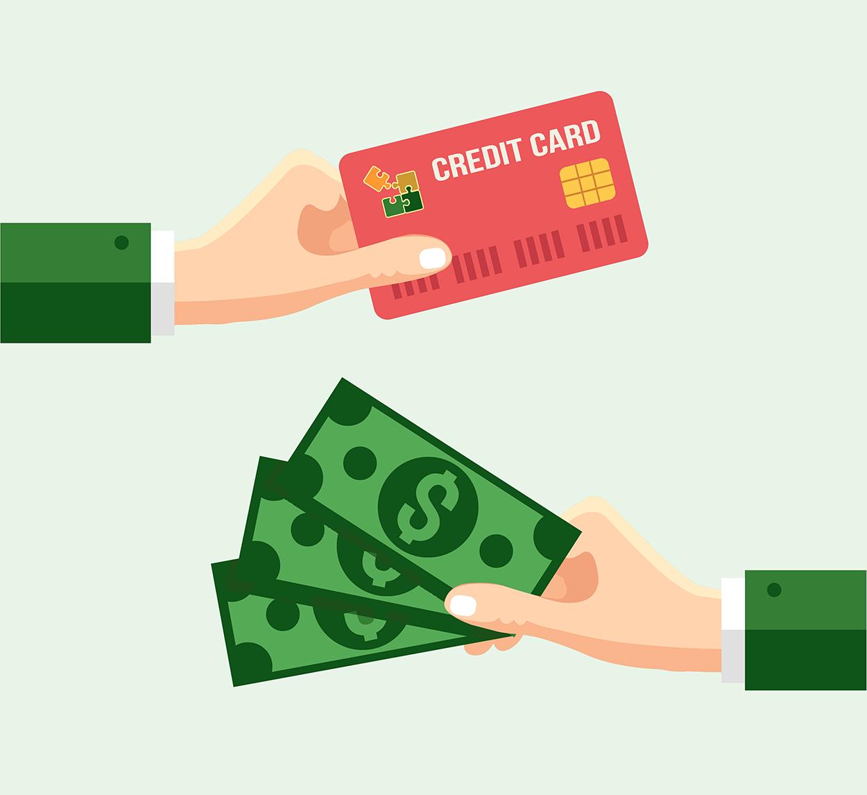 Credit Card Minimum Payment Interest vs Principal Caclulator