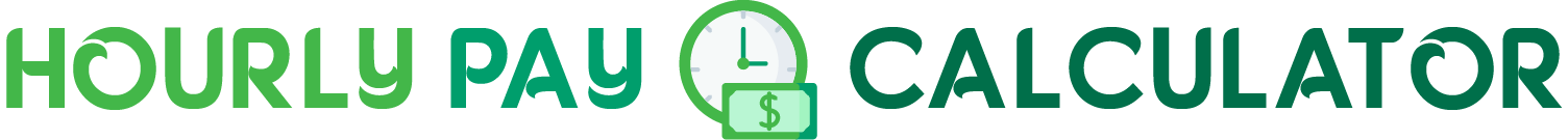 Hourly Pay Calculator Logo.