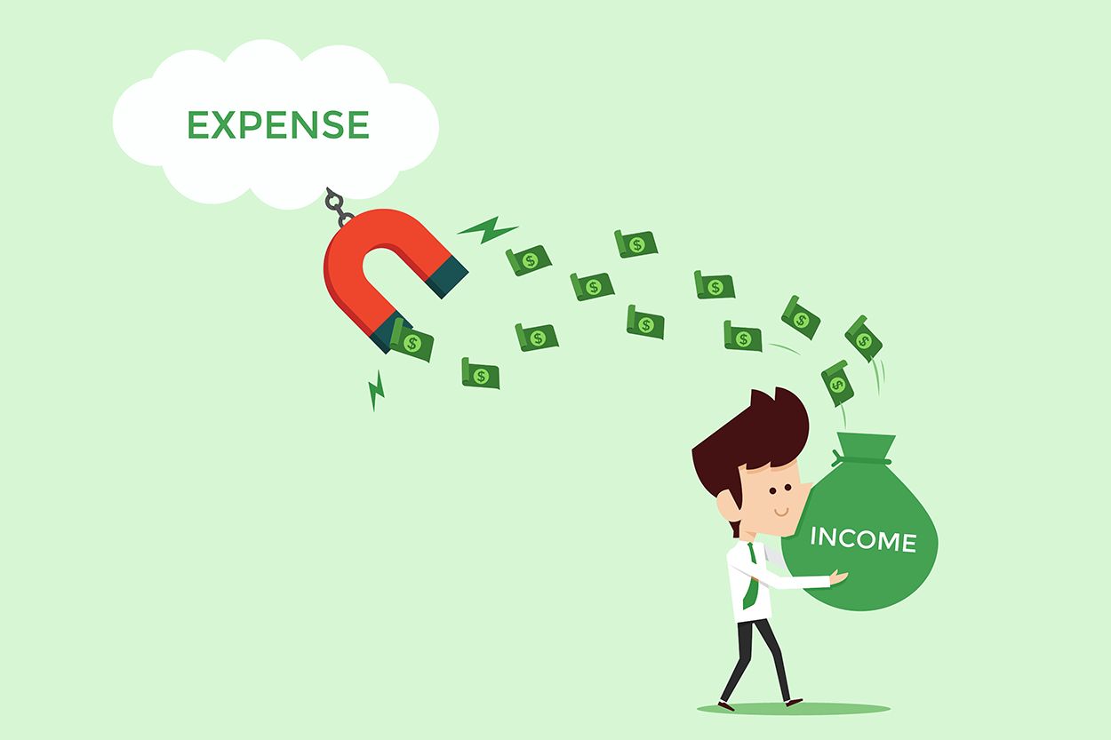 Income and Expenses.