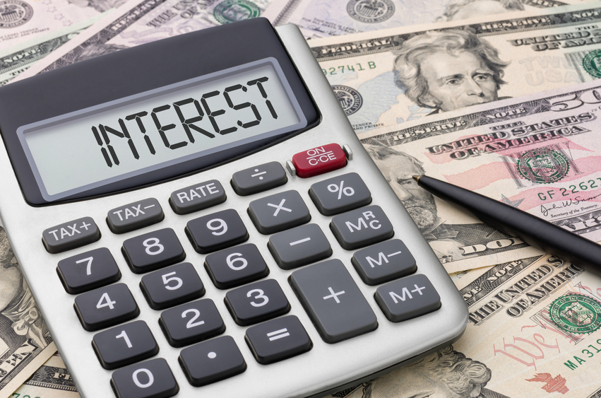 Interest payments are ________.