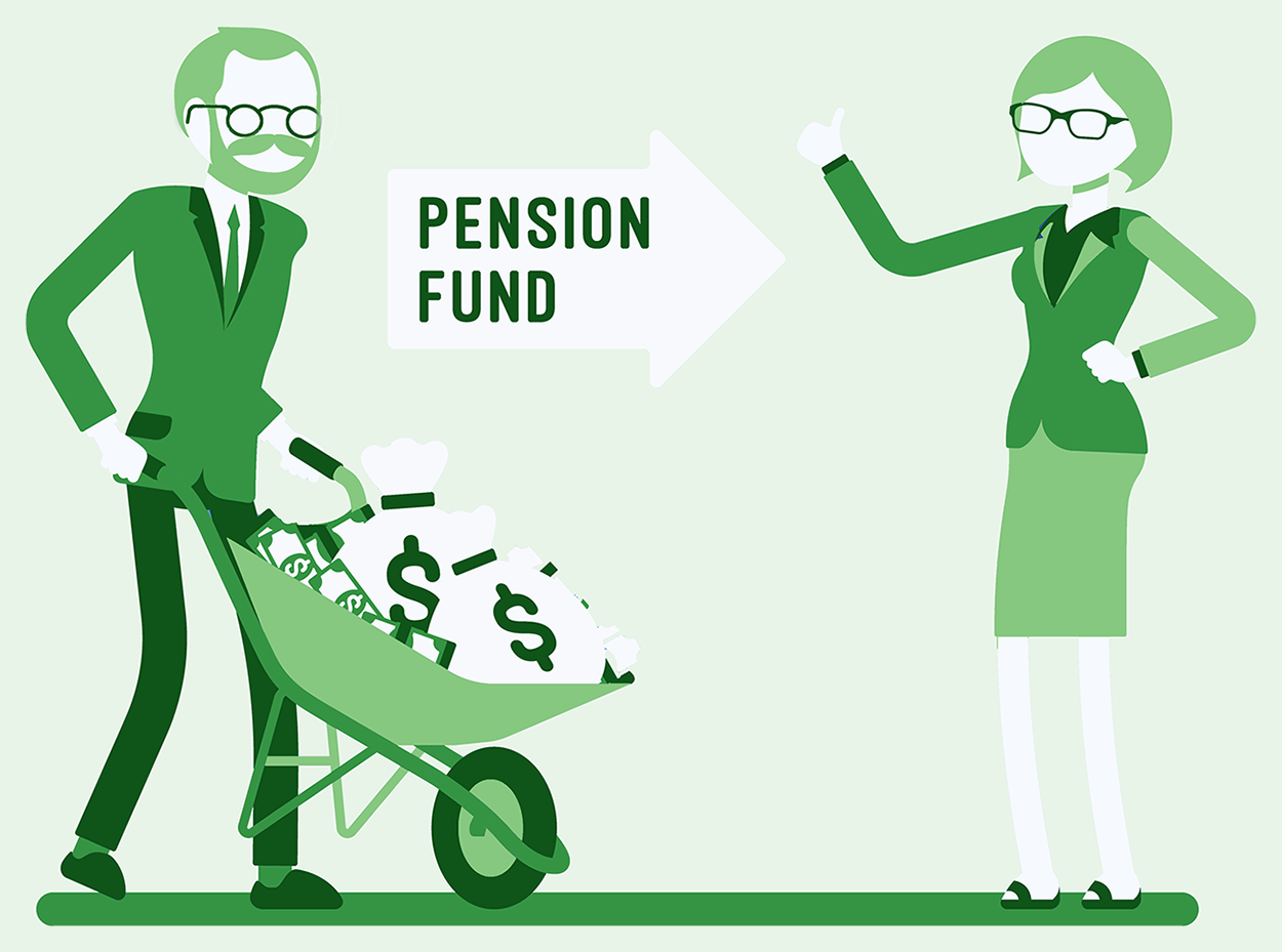 Pension Funds.