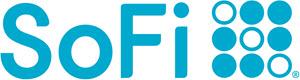 SoFi logo.