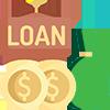 simple loan calculator basic interest principal financial
